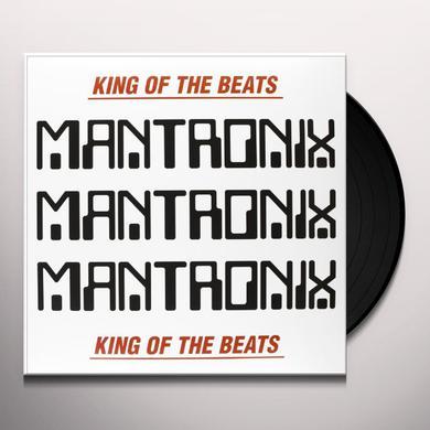 Mantronix KING OF THE BEATS: ANTHOLOGY 1985-1988 Vinyl Record