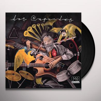 Dos Cafundos CAPITAO CORACAO Vinyl Record