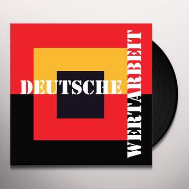 DEUTSCHE WERTARBEIT Vinyl Record - Limited Edition, 180 Gram Pressing