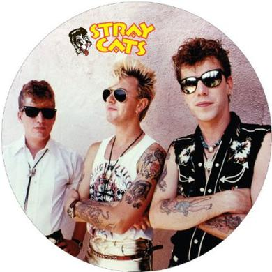 Stray Cats ROCKABILLY STRUT Vinyl Record