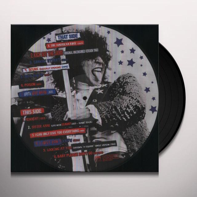 MC5 KICK OUT THE JAMS1966-1970 Vinyl Record