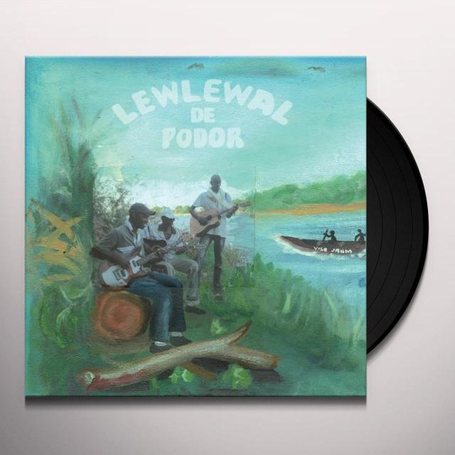 Lewlewal De Podor YIILO JAM Vinyl Record