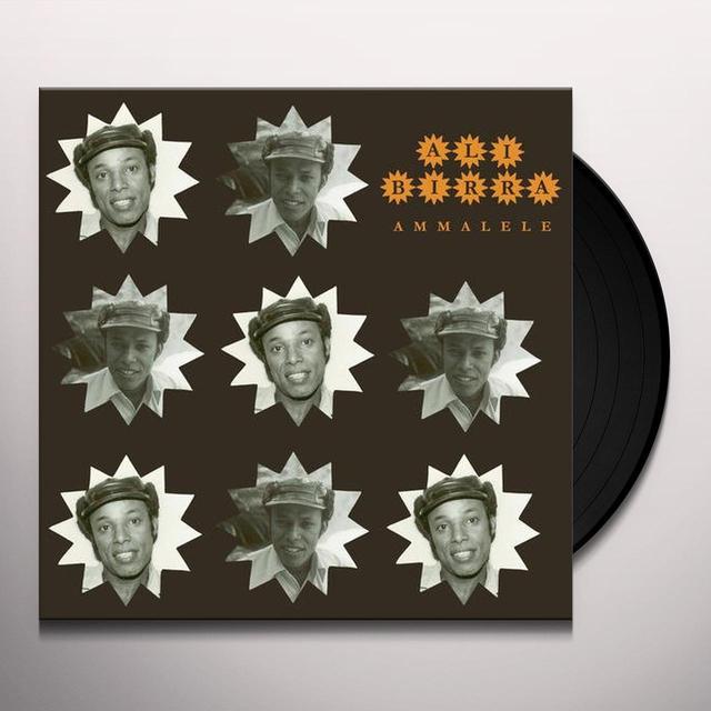 Ali Birra AMMALELE Vinyl Record