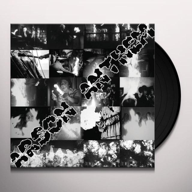 ARSON ANTHEM Vinyl Record