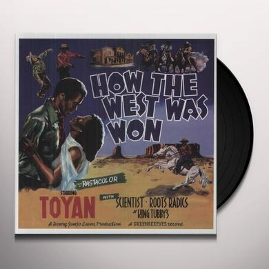 Toyan HOW THE WEST WAS WON Vinyl Record