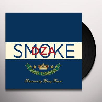 Smoke Dza RUGBY THOMPSON Vinyl Record