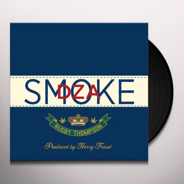Smoke Dza RUGBY THOMPSON Vinyl Record