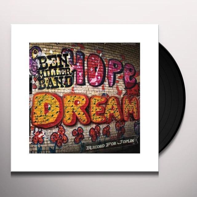 Ben Miller RECORD FOR JOPLIN Vinyl Record - Limited Edition, 180 Gram Pressing