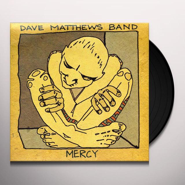 Dave Matthews Band MERCY / GAUCHO Vinyl Record