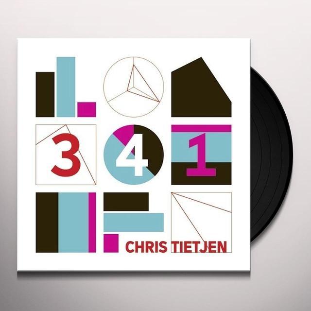Chris Tietjen 341 (EP) Vinyl Record