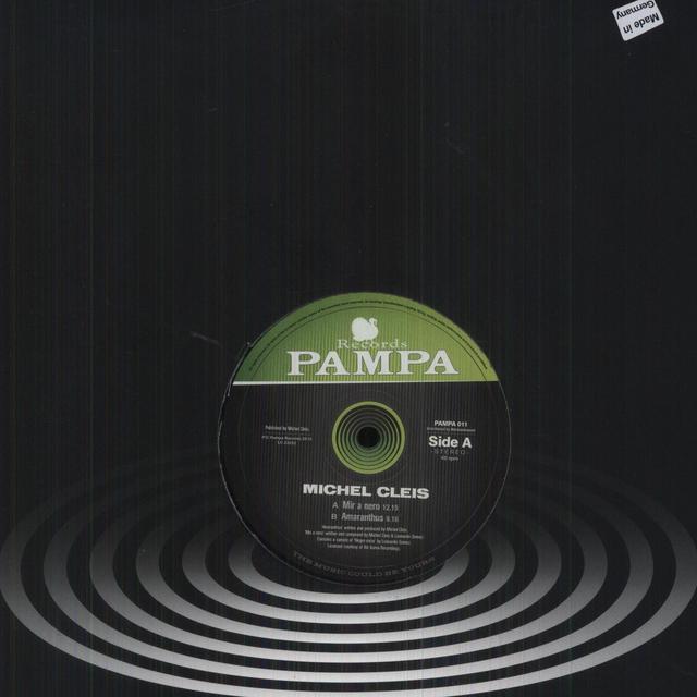 Michel Cleis MIR A NERO Vinyl Record