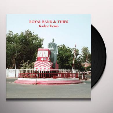 Royal Band De Thies KADIOR DEMB Vinyl Record