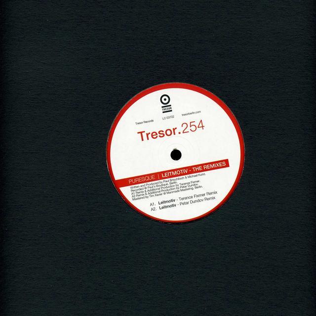 Puresque LEITMOTIV - THE REMIXES Vinyl Record