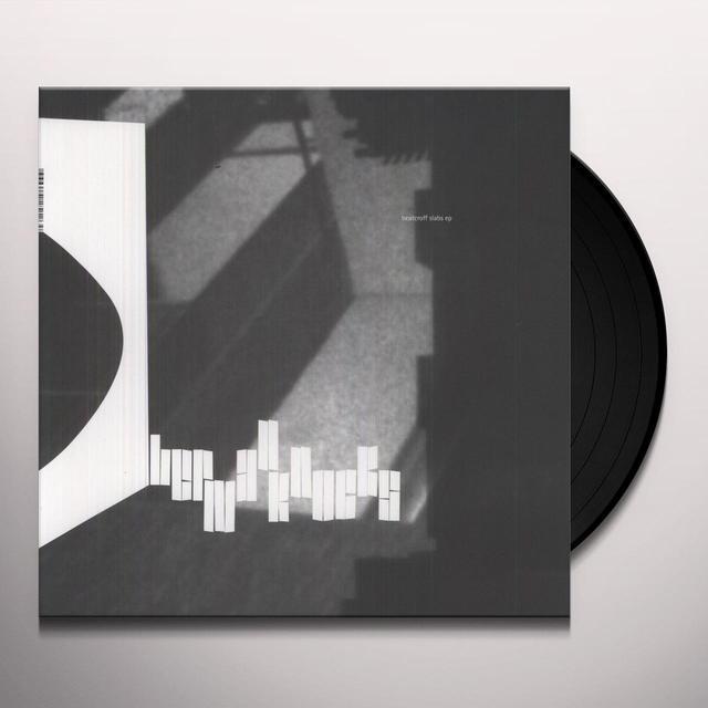 Oberman Knocks BEATCROFF SPLINTERS Vinyl Record