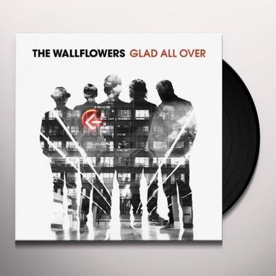 Wallflowers GLAD ALL OVER Vinyl Record