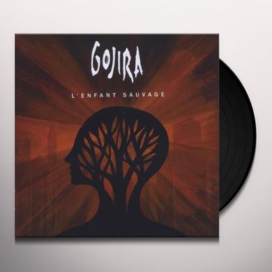 Gojira L'ENFANT SAUVAGE Vinyl Record - 180 Gram Pressing