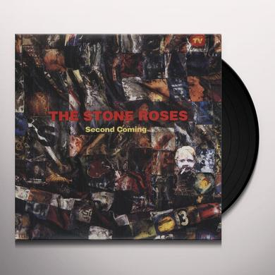 The Stone Roses SECOND COMING Vinyl Record - UK Import
