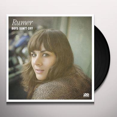 Rumer BOYS DON'T CRY Vinyl Record