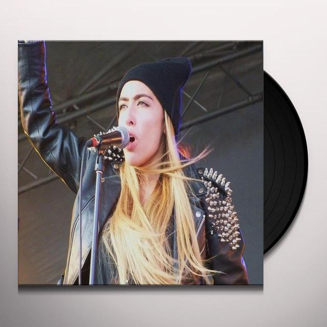 Delilah MIX TAPE Vinyl Record