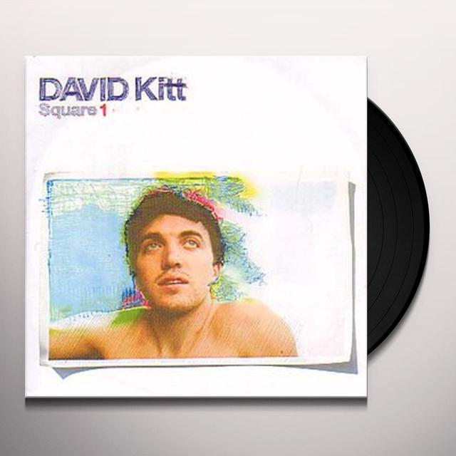 David Kitt SQUARE 1 Vinyl Record