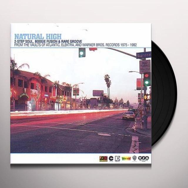 NATURAL HIGH / VARIOUS Vinyl Record