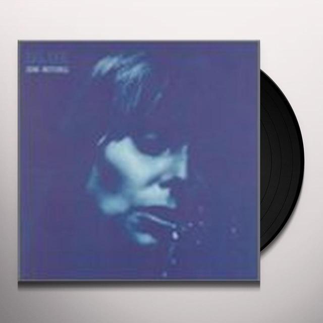 Joni Mitchell BLUE Vinyl Record - Canada Import