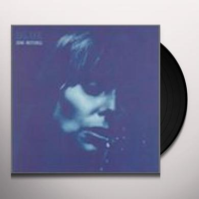 Joni Mitchell BLUE Vinyl Record - Canada Import