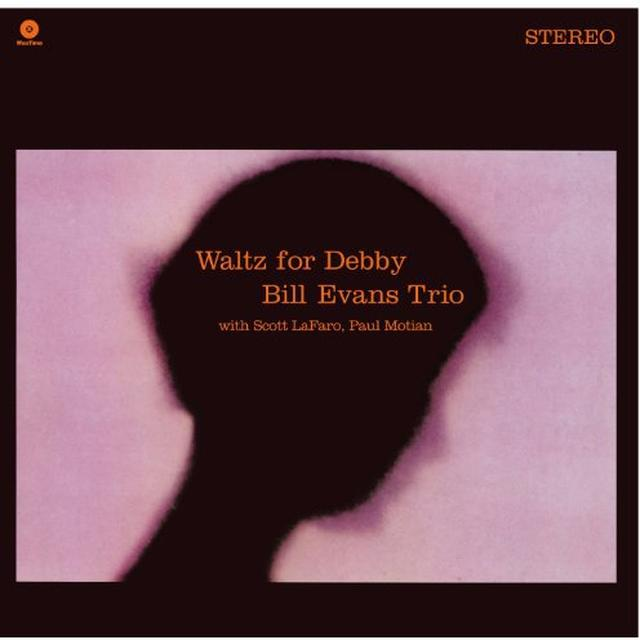 Bill Evans WALTZ FOR DEBBY Vinyl Record - 180 Gram Pressing
