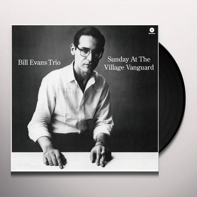 Bill Evans SUNDAY AT THE VILLAGE VANGUARD Vinyl Record - 180 Gram Pressing
