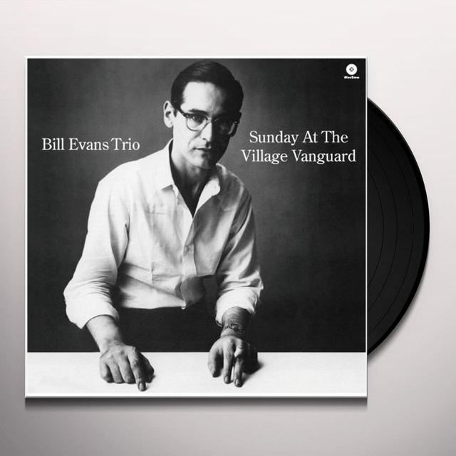 Bill Evans SUNDAY AT THE VILLAGE VANGUARD Vinyl Record - 180 Gram Pressing