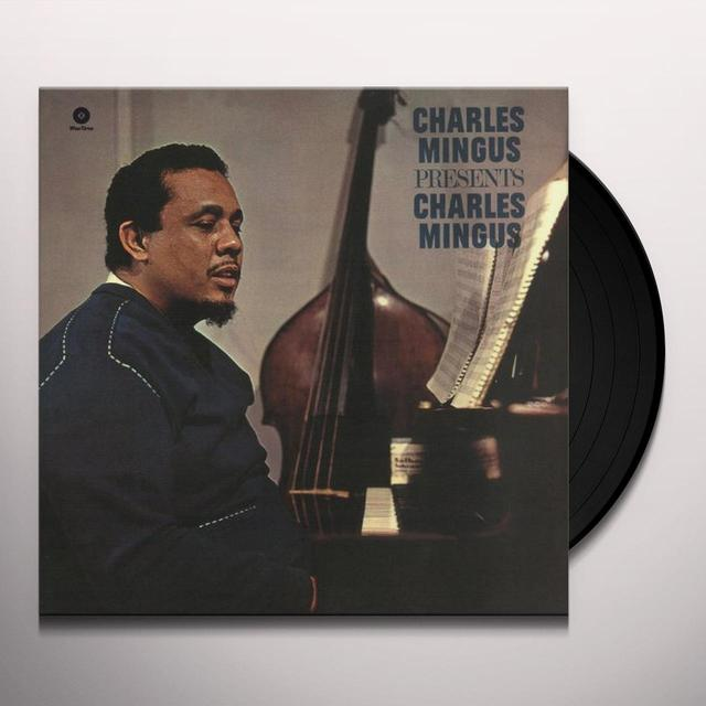 PRESENTS CHARLES MINGUS Vinyl Record - 180 Gram Pressing