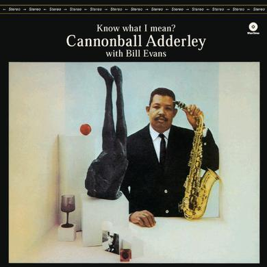 Cannonball Adderley KNOW WHAT I MEAN Vinyl Record - 180 Gram Pressing