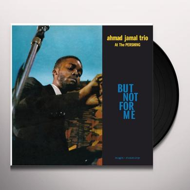 Ahmad Jamal LIVE AT THE PERSHING LOUNGE 1958 Vinyl Record - 180 Gram Pressing