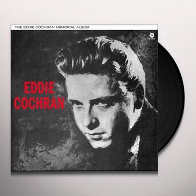 EDDIE COCHRAN MEMORIAL ALBUM Vinyl Record