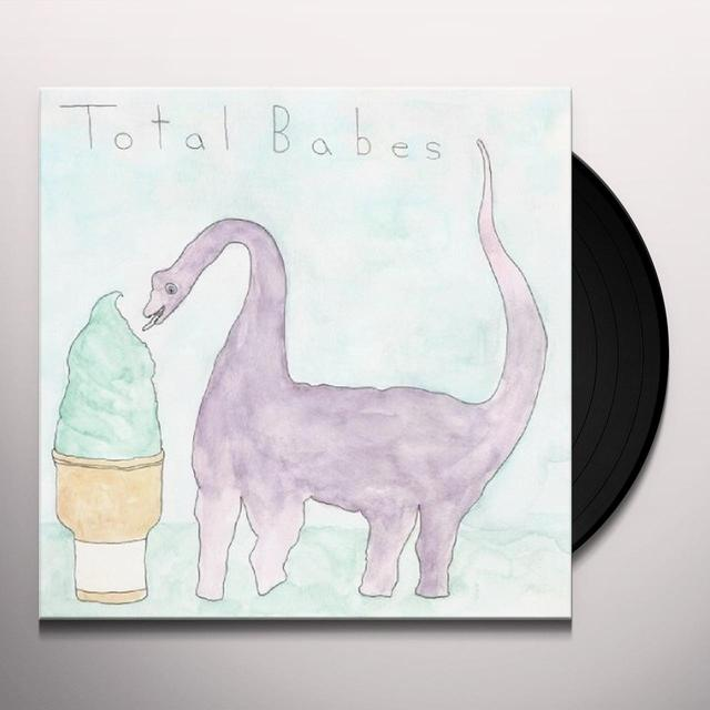 Total Babes SWIMMING THROUGH SUN Vinyl Record