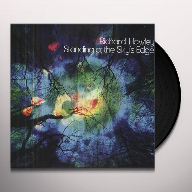 Richard Hawley STANDING AT THE SKY'S EDGE (W/CD) (Vinyl)
