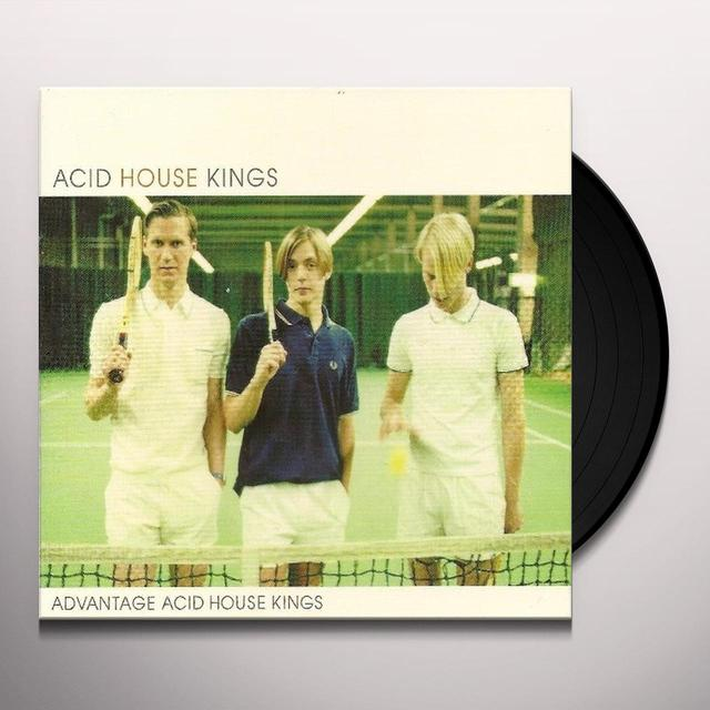 ADVANTAGE ACID HOUSE KINGS Vinyl Record