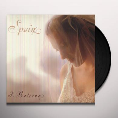 Spain I BELIEVE Vinyl Record