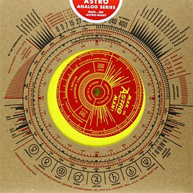 Man Or Astro-Man ANALOG SERIES 1 Vinyl Record