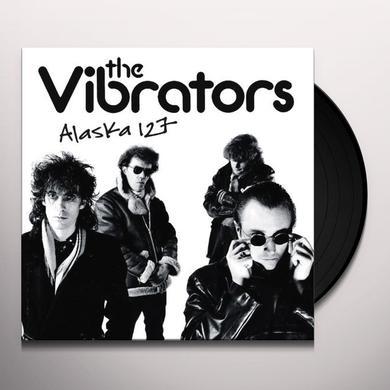 The Vibrators ALASKA 127 Vinyl Record
