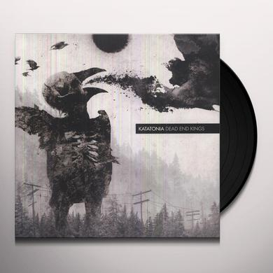 Katatonia DEAD END KINGS Vinyl Record
