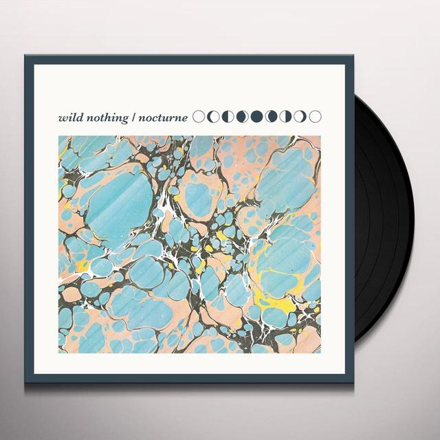 Wild Nothing NOCTURNE Vinyl Record - MP3 Download Included