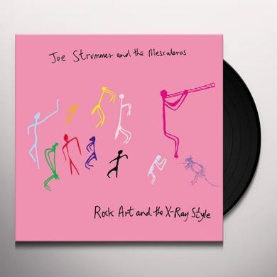 Joe / Mescaleros Strummer ROCK ART & THE X-RAY STYLE (BONUS CD) Vinyl Record - Remastered