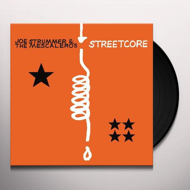 Joe / Mescaleros Strummer STREETCORE (BONUS CD) Vinyl Record - Remastered