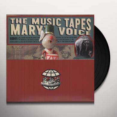 Music Tapes MARY'S VOICE Vinyl Record - MP3 Download Included
