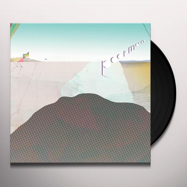 POOR MOON Vinyl Record