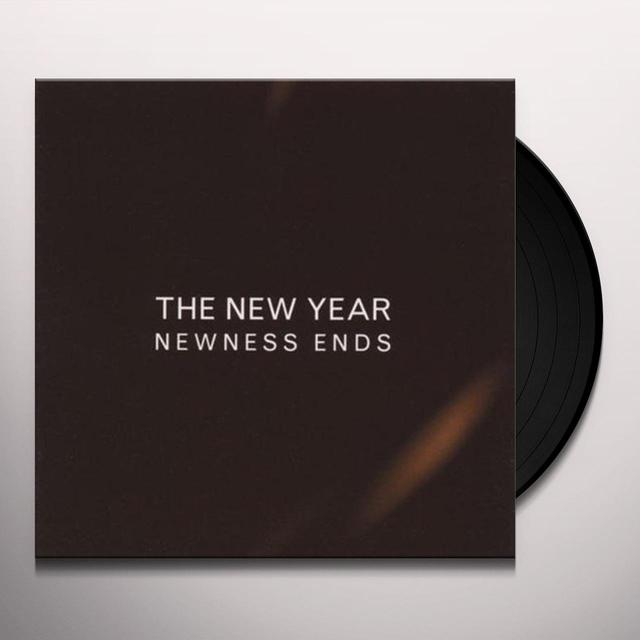 New Year NEWNESS ENDS Vinyl Record