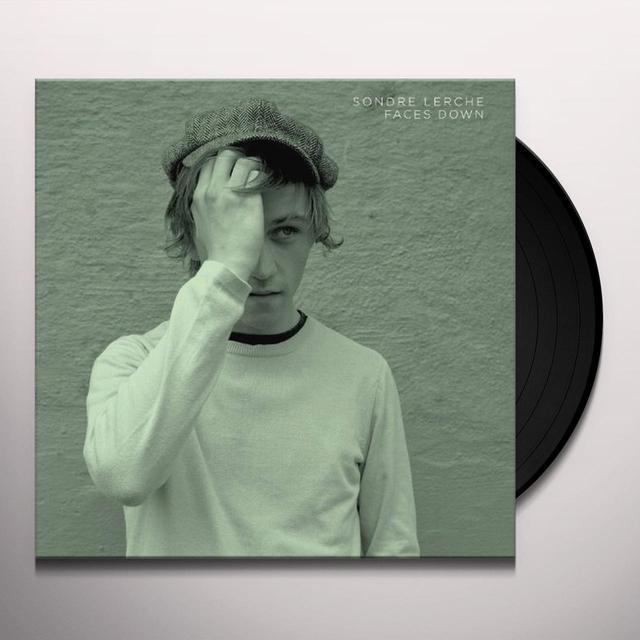 Sondre Lerche FACES DOWN Vinyl Record