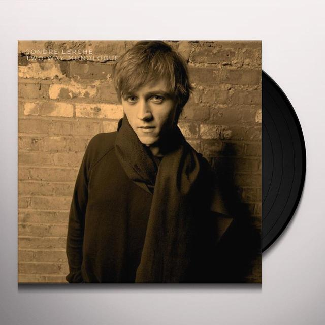 Sondre Lerche TWO WAY MONOLOGUE Vinyl Record