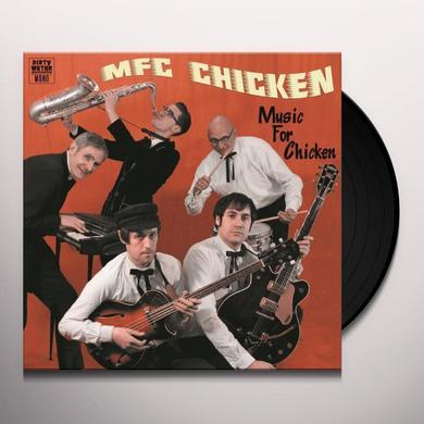 MFC CHICKEN Vinyl Record